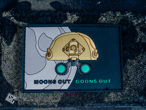 Moons Out Goons Out Patch - V2 GITD