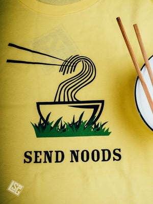 Send Noods T-Shirt (Screen Printed)