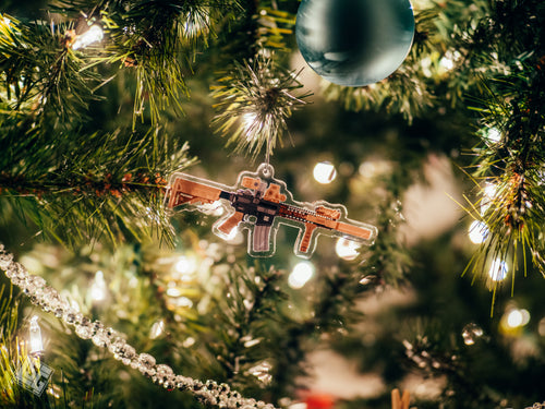 LSG 2020 Tactical Christmas Ornaments