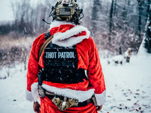 "THOT Patrol XL Vest Patch - 10"" x 4"""