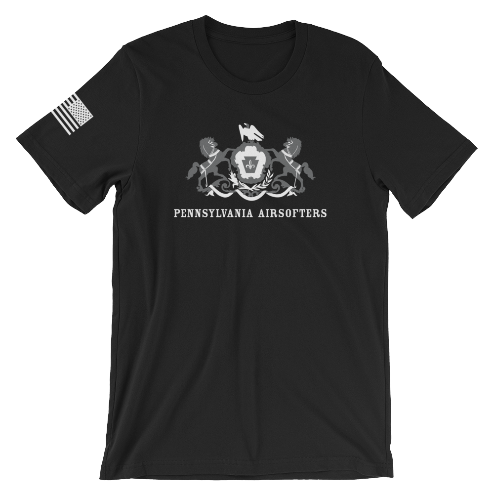 PA Airsofters T-Shirt (New Gen)