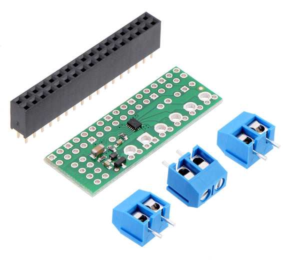 Pololu DRV8835 Dual Motor Driver Kit for Raspberry Pi Image
