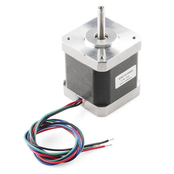 Stepper Motor - 400 steps, NEMA 17, 68 oz.in Image