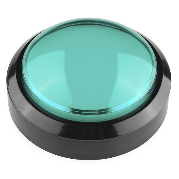 Big Dome Pushbutton - Green Image