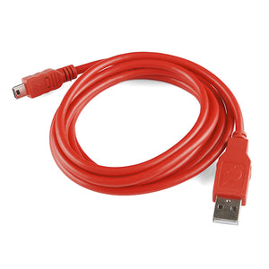 USB Cable A to Mini-B – 1.8 Meters Image