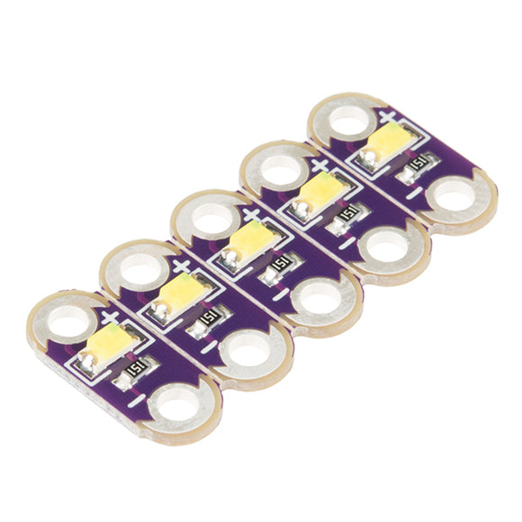LilyPad LED White (5pcs) Image