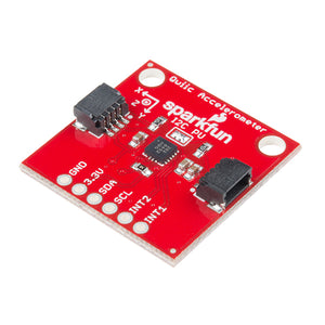 SparkFun Triple Axis Accelerometer Breakout - MMA8452Q (Qwiic)