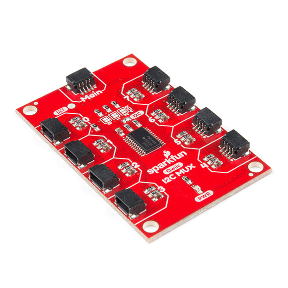 SparkFun Qwiic Mux Breakout - 8 Channel (TCA9548A) Image