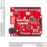 SparkFun RedBoard Turbo - SAMD21 Development Board (Qwiic)