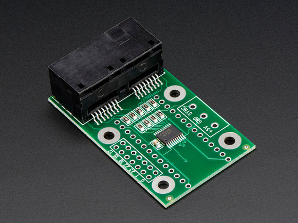 OctoWS2811 Adapter for Teensy (Controller for Neopixels/WS2811 LEDs)