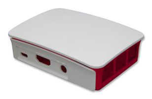 Raspberry Pi Case – White (Pi 3 Model B) Image