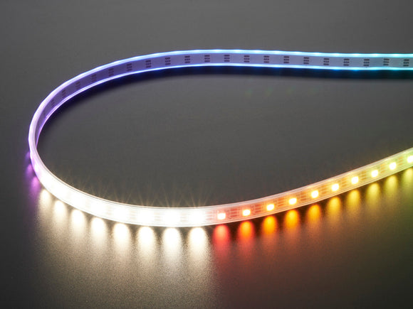 Adafruit NeoPixel Digital RGBW LED Strip - White PCB 60 LED/m Image