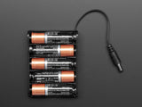 5 x AA Battery Holder with 2.1mm DC Jack Image