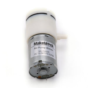 Makeblock Air Pump Motor - DC 12V/370-02PM Image