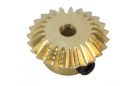 ServoCity 24T/32P Shaft Mount Bevel Gears (Choose Bore Size)