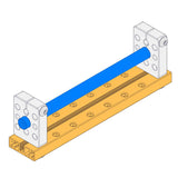 Makeblock Linear Motion Shaft - D8x400mm