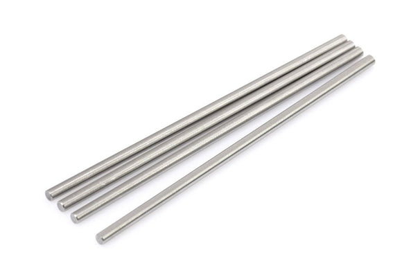 Makeblock D Shaft 4x128mm – 4-Pack
