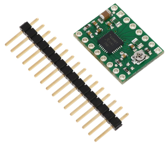Pololu A4988 Stepper Motor Driver - Green Image
