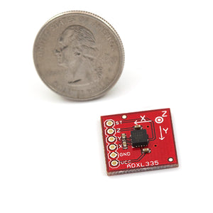 Triple Axis Accelerometer Breakout - ADXL335 Image