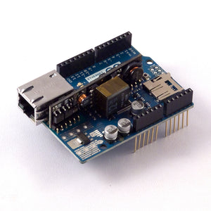 Ethernet Shield With PoE Module Image