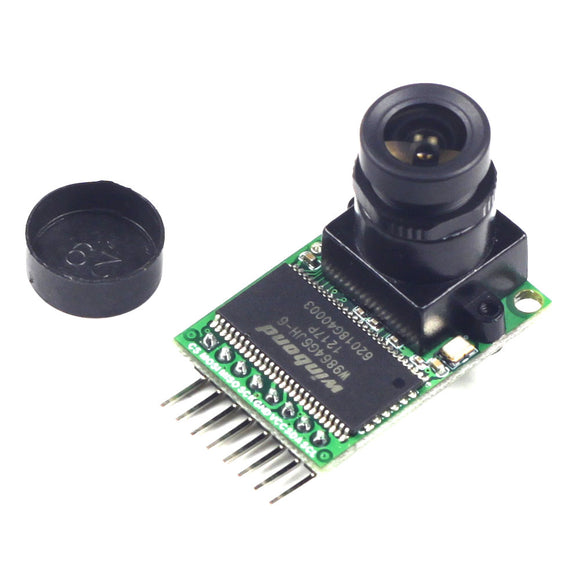 ArduCAM-Mini-5MP-Plus OV5642 Camera Module (with M12 Lens) Image