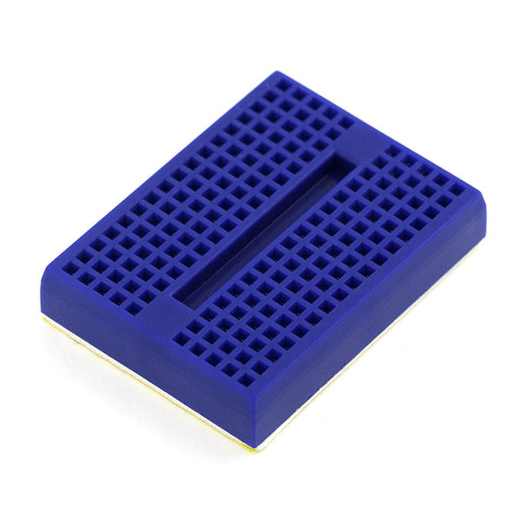 Breadboard Mini Self-Adhesive Blue Image
