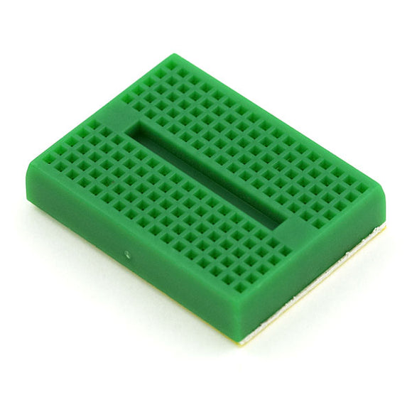 Breadboard Mini Self-Adhesive Green Image
