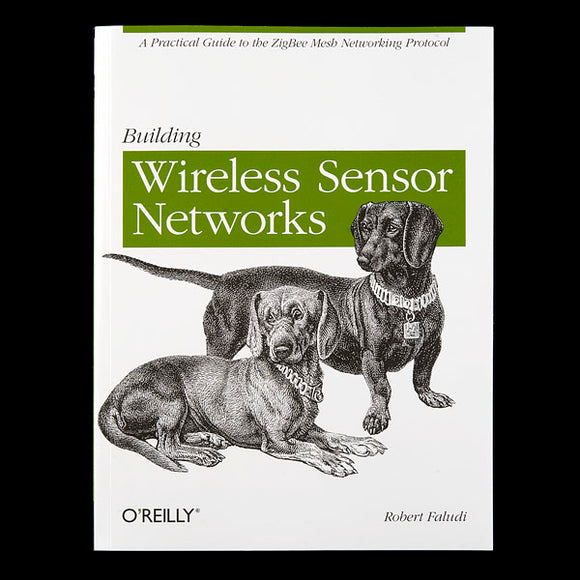 Building Wireless Sensor Networks Image