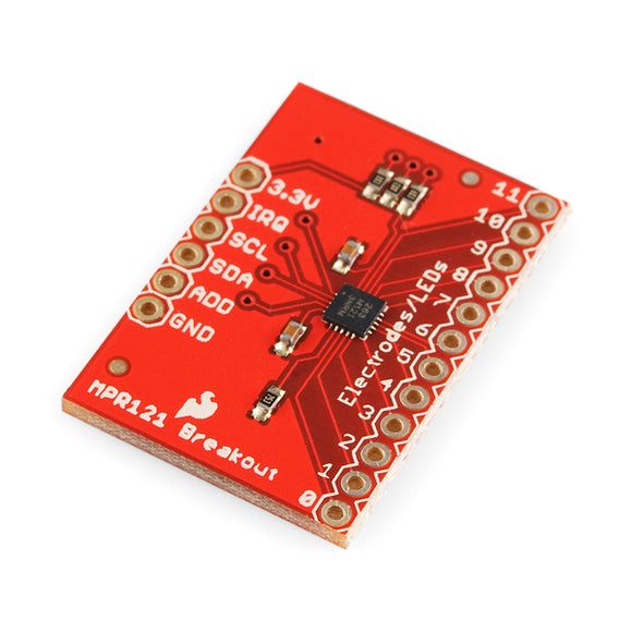 MPR121 Capacitive Touch Sensor Breakout Board Image