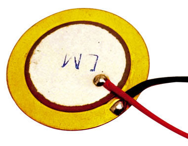 Piezo Transducer (Contact Mic) Image