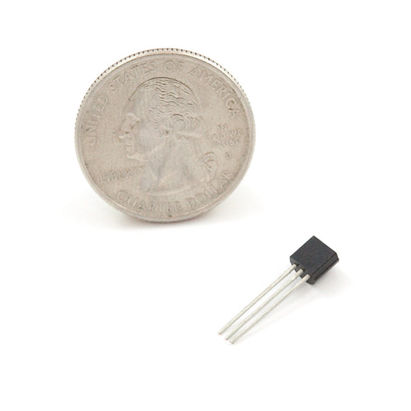 One Wire Digital Temperature Sensor - DS18B20 Image
