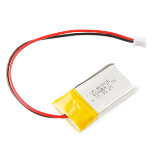 Polymer Lithium Ion Battery - 400mAh Image