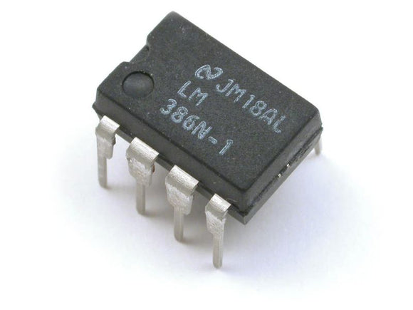 LM386N – Audio Amplifier Image