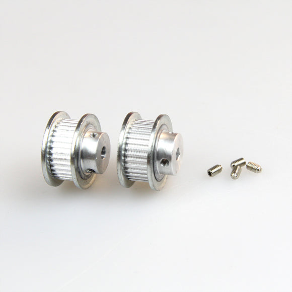 Makeblock Timing Pulley – MXL 32T (Pair) Image