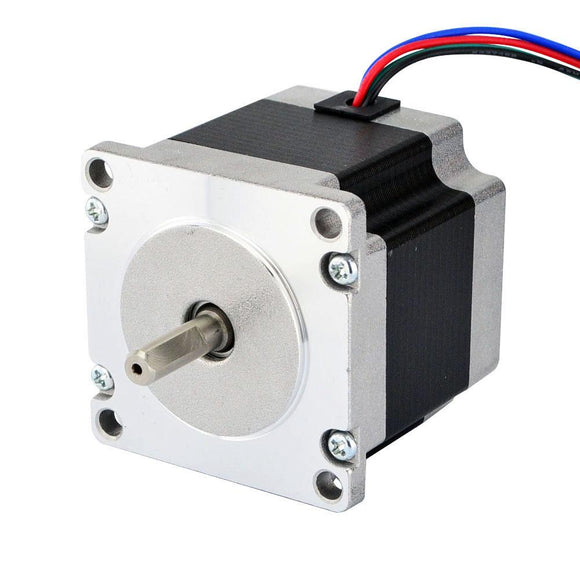 Stepper Motor – Nema 23 Bipolar 1.8deg, 3.6V/2A, 0.9 Nm (127.5oz.in)