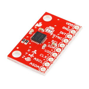 Triple Axis Accelerometer & Gyro Breakout - MPU-6050 Image