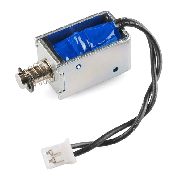 Solenoid - 5v (small) Image