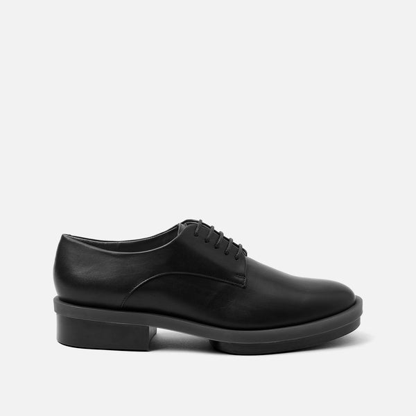 clergerie - ROMA DERBIES, BLACK