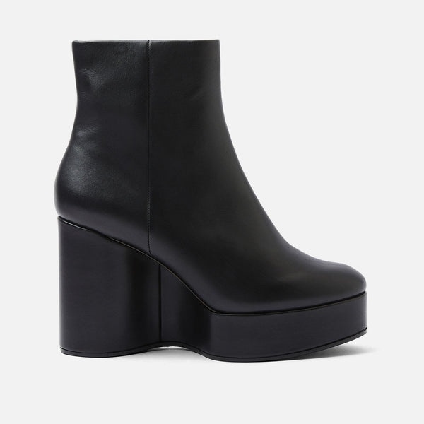 clergerie - BELEN ANKLE BOOTS, BLACK