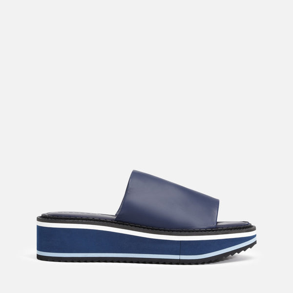 clergerie - FAST MULES, NAVY
