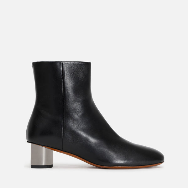 clergerie - PAIGE ANKLE BOOTS, BLACK