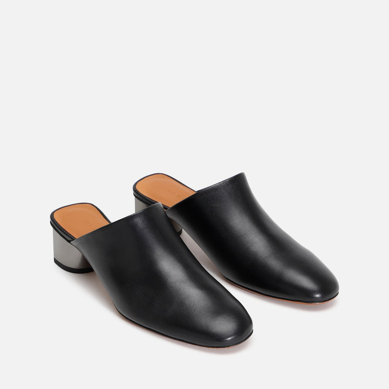 clergerie - PHYBIE MULES, BLACK