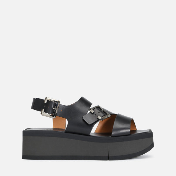 clergerie - ULYSSE SANDALS, BLACK