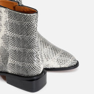 clergerie - XENON ANKLE BOOTS, ANIMAL PRINT