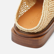 clergerie - JALY MULES, NATURAL