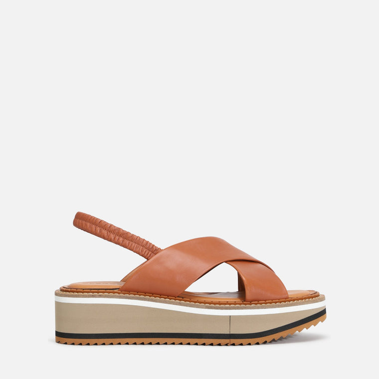 clergerie - FREEDOM SANDALS, CAMEL