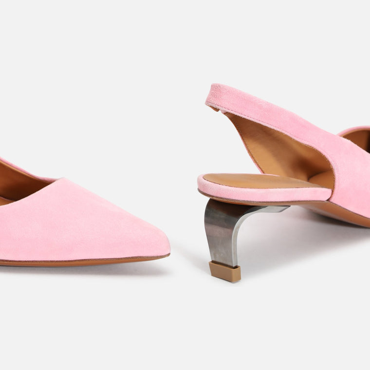 clergerie - MAELLE PUMPS, PINK