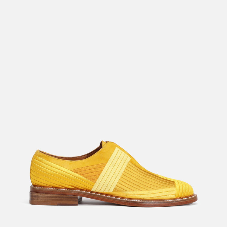 clergerie - RENATA DERBIES, YELLOW