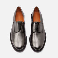 clergerie - DERBIES RAYANE, SILVER