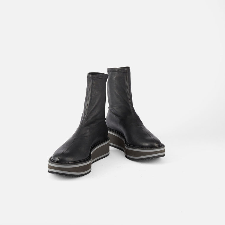 clergerie - ANKLE BOOTS BERTA, BLACK